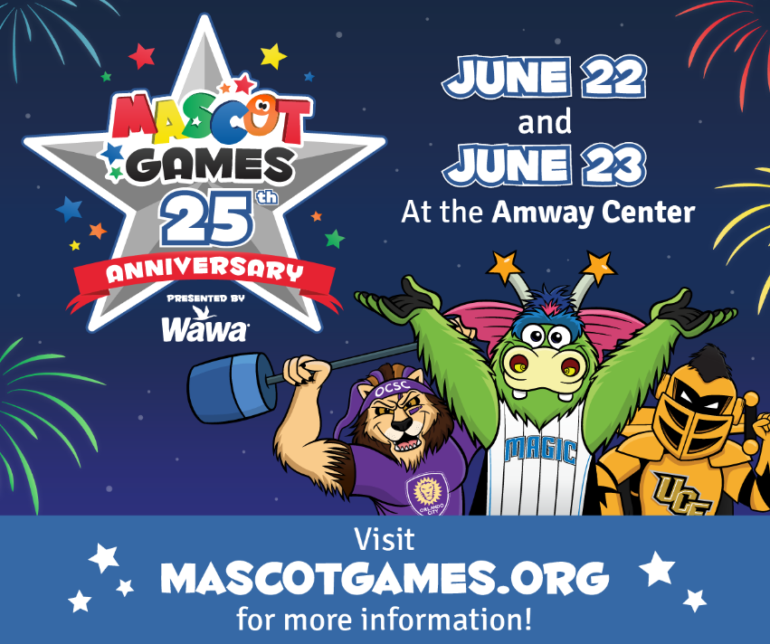2018 Celebrity Mascot Games June 22nd and 23rd at the ...
