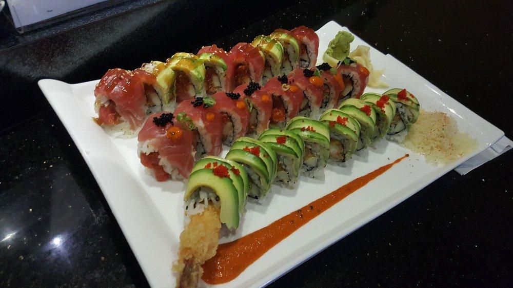 Hakkaido-sushi