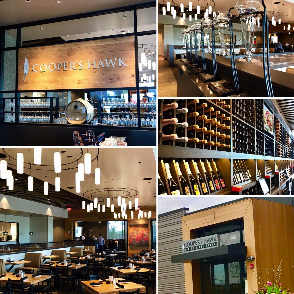 Coopers Hawk Winery Restaurant Waterford Lakes Newtoorlando
